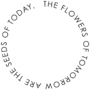 the flowers of tomorrow-seeds of today-nq