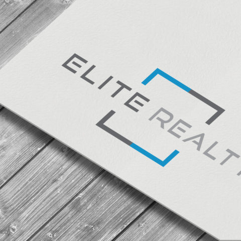 Elite Realty Logo Brand Design Creatively Seeded