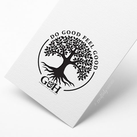 Garelick & Herbs Connecticut Do Good Feel Good Logo Design Creatively Seeded