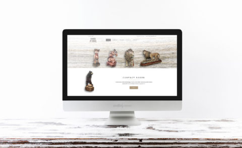carved by roger mobile responsive website creatively seeded