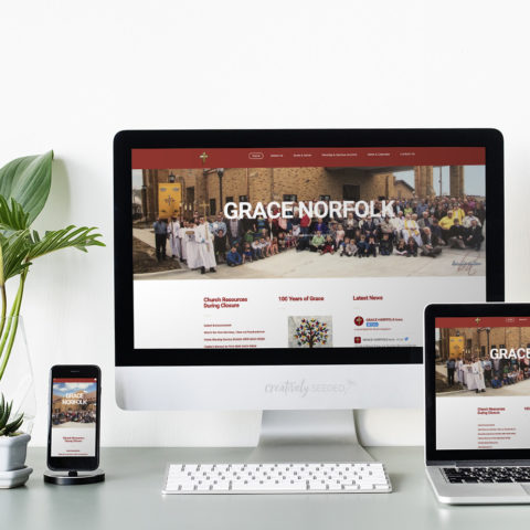 grace lutheran church norfolk ne mobile friendly website design creatively seeded