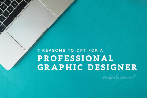 reasons to opt for professional graphic design